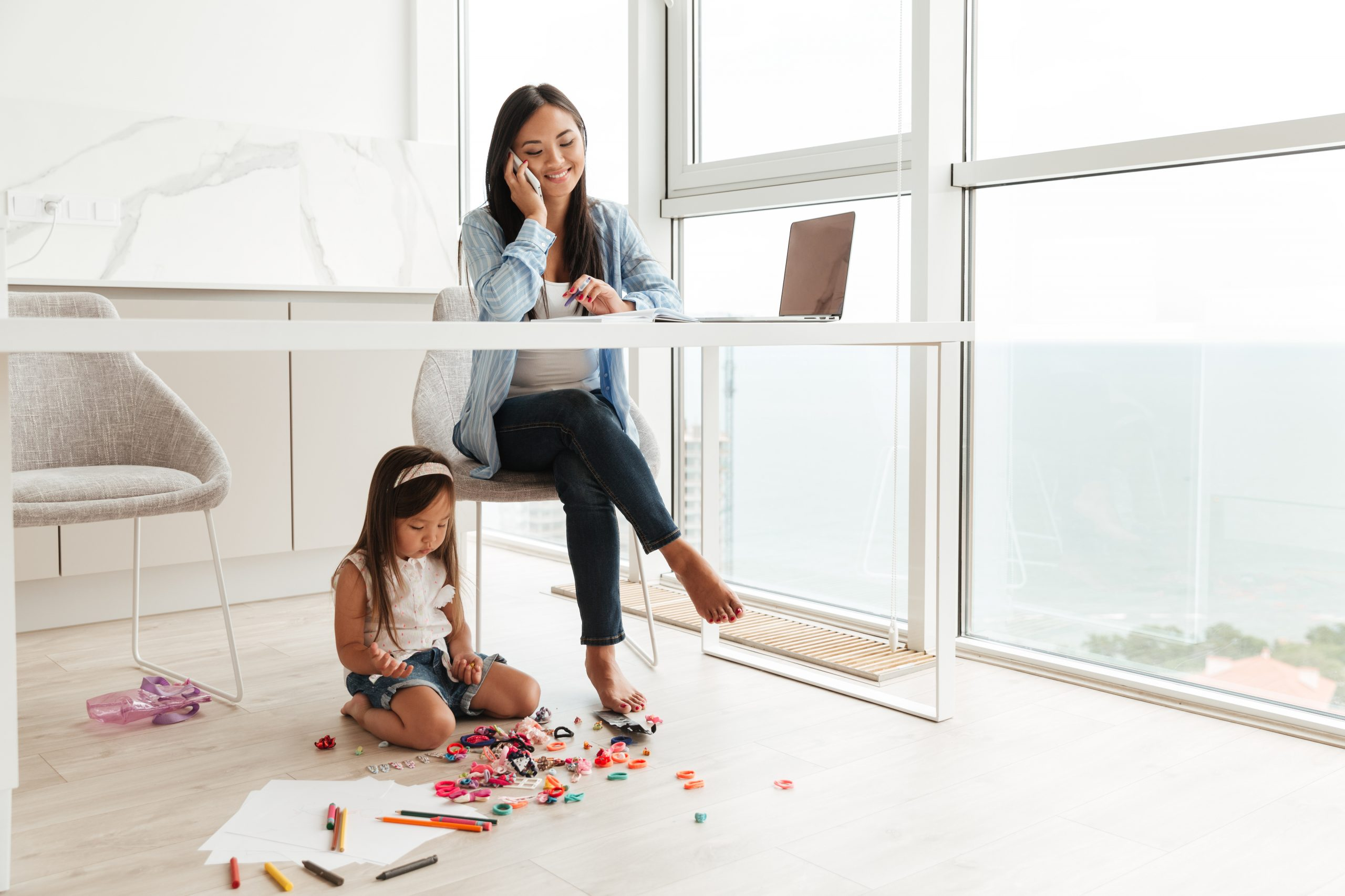 Childcare options as parents return to work